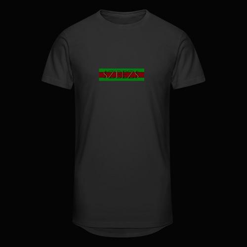 guicceez - T-shirt long Homme