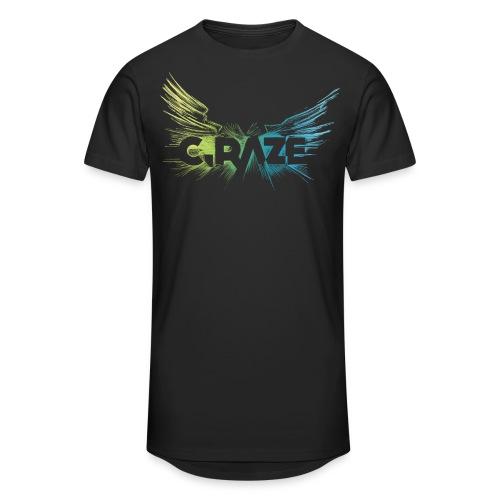C Raze Shirt black - Männer Urban Longshirt