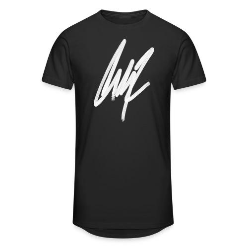 Amaze Handwritten - Männer Urban Longshirt