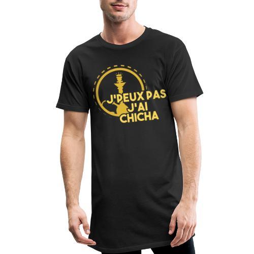 J PEUX PAS J AI CHICHA GOLD + IG - T-shirt long Homme