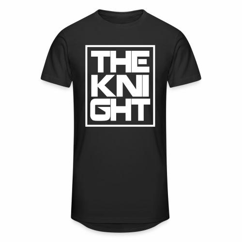 The Knight Blok kader - Mannen Urban longshirt
