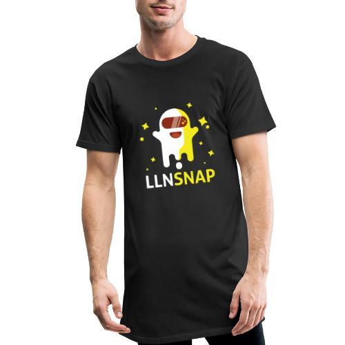 Fantôme astronaute (LLNsnap) - T-shirt long Homme