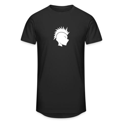 Cally Mohawk Logo - Men's Long Body Urban Tee