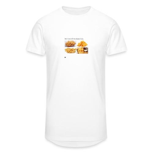 Shape - Männer Urban Longshirt