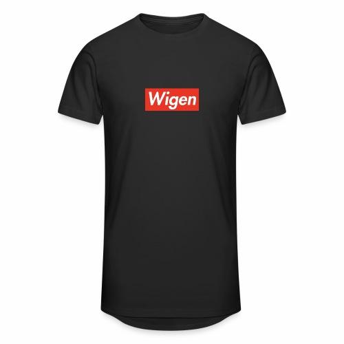 FD9D7801 A8D2 4323 B521 78925ACE75B1 - Urban lång T-shirt herr