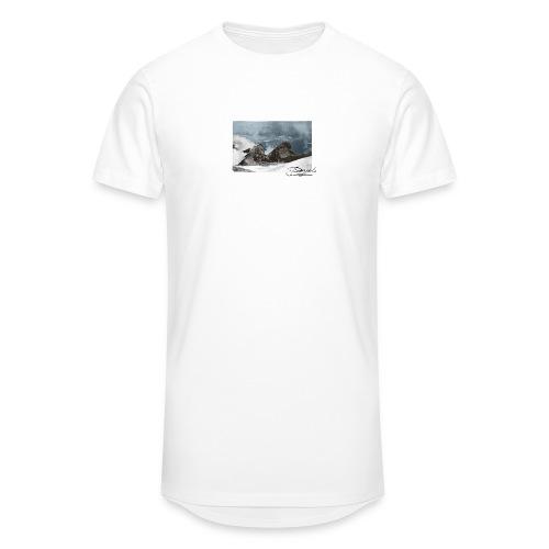 Mountains Colorized - Camiseta urbana para hombre