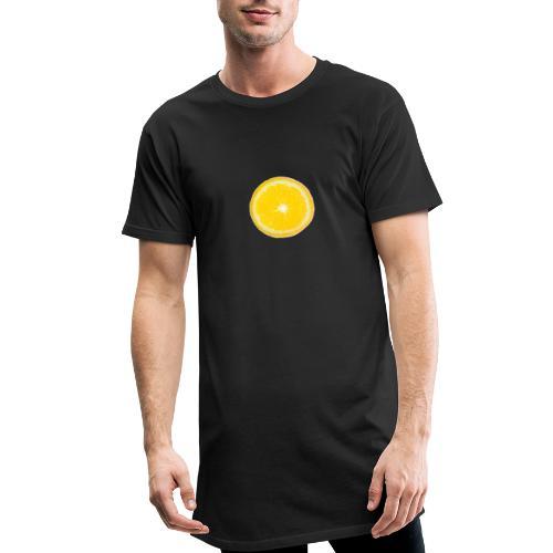 Orange - Männer Urban Longshirt