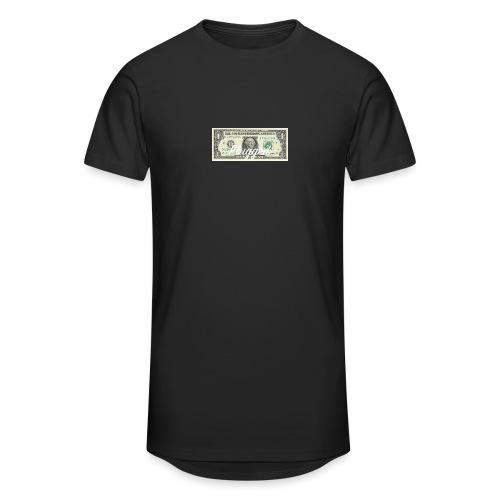 rich tee - Urban lång T-shirt herr