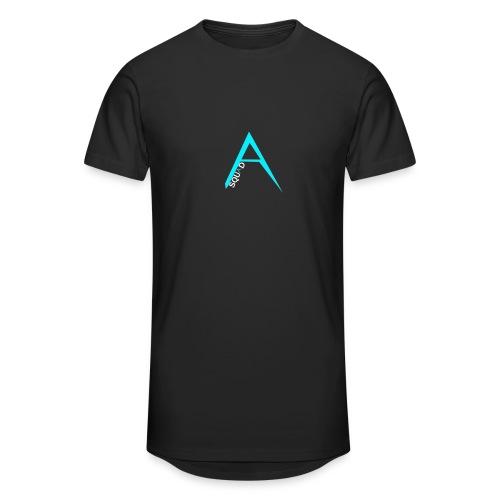 ANGISTEF SQUAD LOGO - Urban lång T-shirt herr