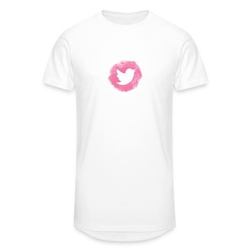 pink twitt - Men's Long Body Urban Tee