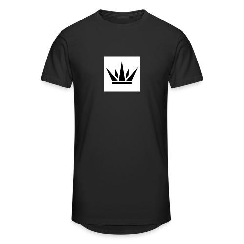 King T-Shirt 2017 - Men's Long Body Urban Tee