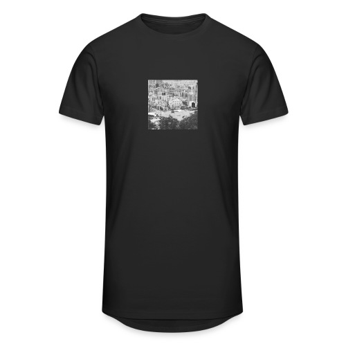 Nature and Urban - Men's Long Body Urban Tee