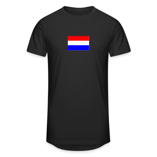 vlag nl - Mannen Urban longshirt
