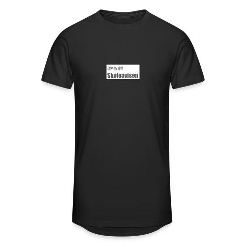 JP_-_OT_Skoleavisen_logo - Urban lang T-skjorte for menn