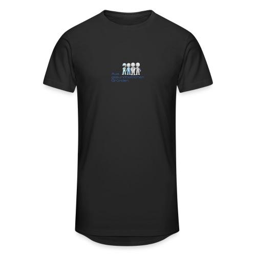 Aus gesundheitlichen Gründen - Männer Urban Longshirt