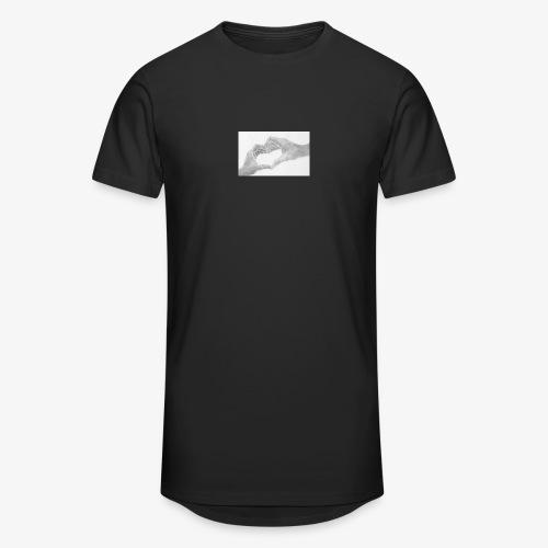 body bébé - T-shirt long Homme