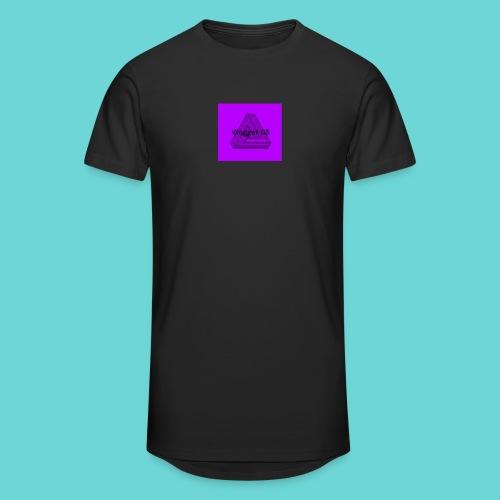 2018 logo - Men's Long Body Urban Tee