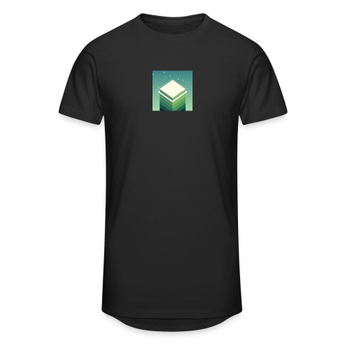 StackMerch - Men's Long Body Urban Tee
