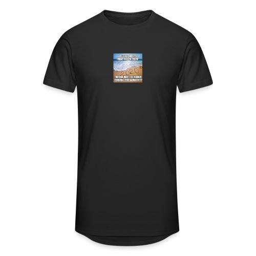 nichts Positives in 2020 - kein Corona-Test? - Männer Urban Longshirt