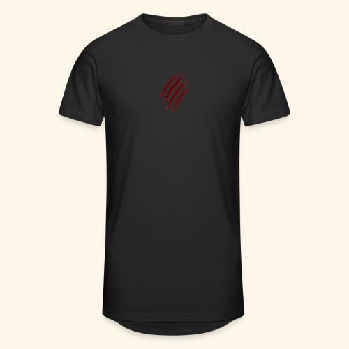 garras - Camiseta urbana para hombre