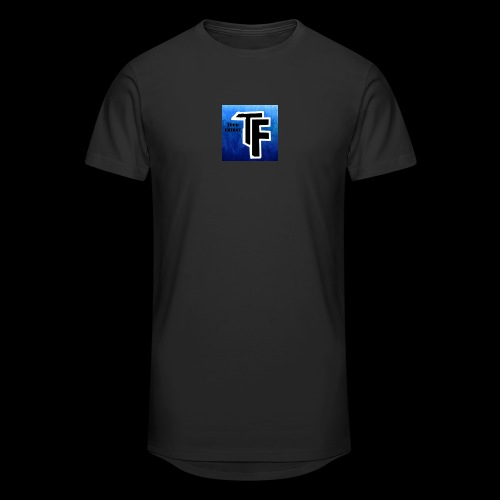 todd friday logo - Men's Long Body Urban Tee