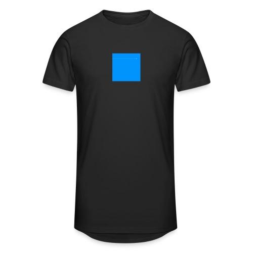 sklyline blue version - T-shirt long Homme