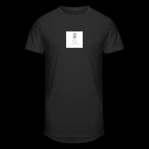 l'amour est mort - T-shirt long Homme