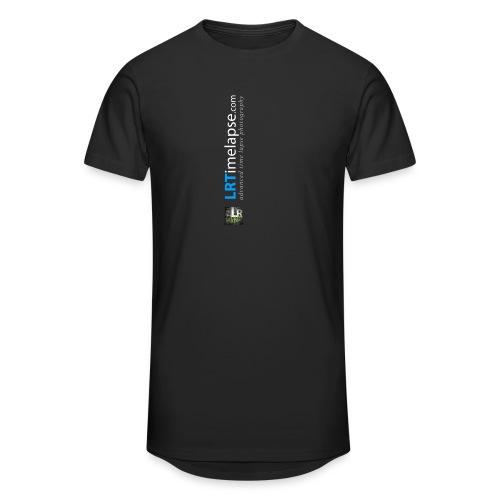LRTImelapse Shirt Logo Vorne Hoch breiter3 png - Männer Urban Longshirt
