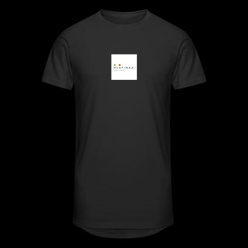 olay - T-shirt long Homme
