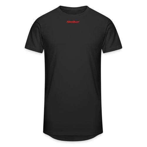 BlackBeast Rot matt - Männer Urban Longshirt