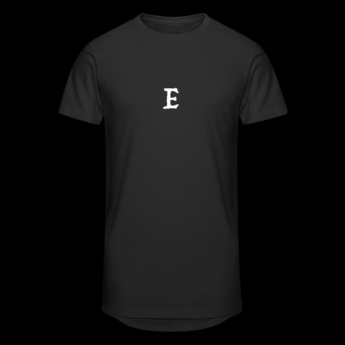 E - T-shirt long Homme