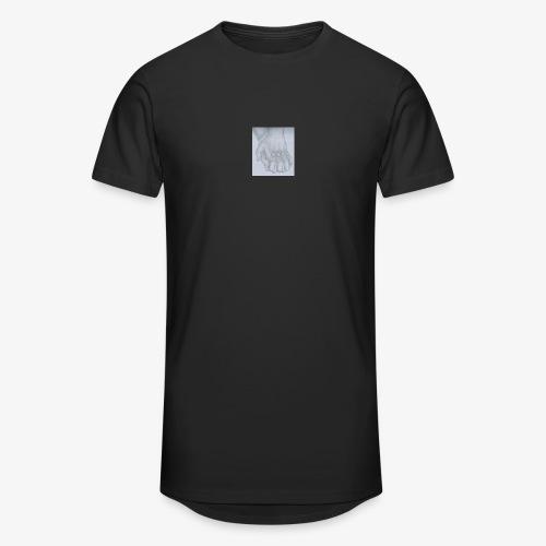 main dans la main - T-shirt long Homme