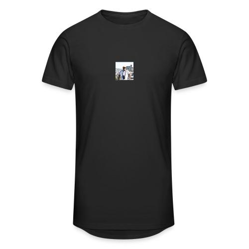 KIshanth - Männer Urban Longshirt