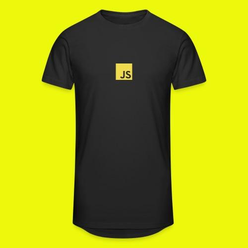 Js - T-shirt long Homme