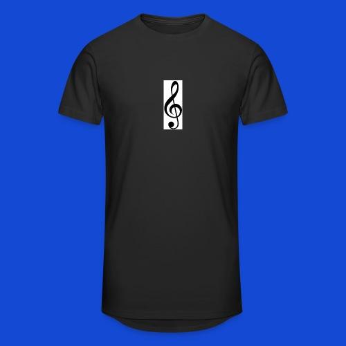 musical - Camiseta urbana para hombre