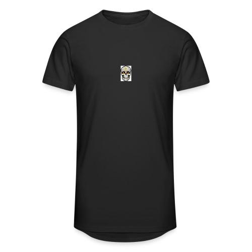 tete de mort - T-shirt long Homme