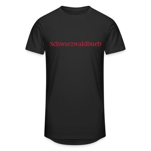 Schwarwaldbueb - T-Shirt - Männer Urban Longshirt