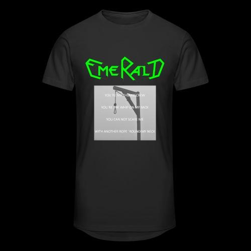 Emerald - Männer Urban Longshirt