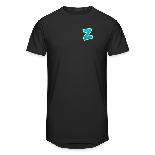 Z3RVO Logo! - Men's Long Body Urban Tee