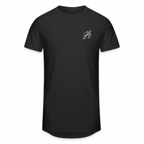 Jenna A - Urban lång T-shirt herr