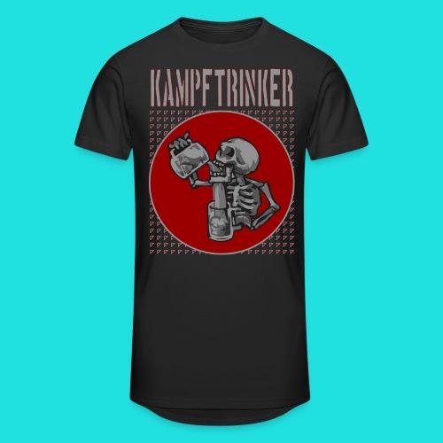 Kampftrinker - Männer Urban Longshirt