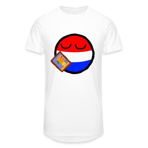 Netherlandsball - Men's Long Body Urban Tee