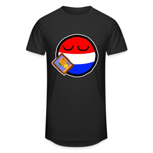 Netherlandsball - Men's Long Body Urban Tee