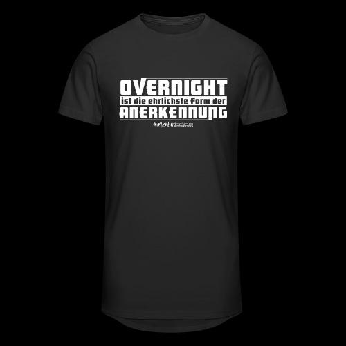 Overnight - Männer Urban Longshirt