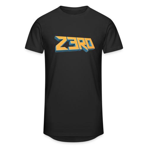 The Z3R0 Shirt - Men's Long Body Urban Tee