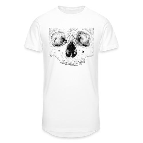 skull - Herre Urban Longshirt