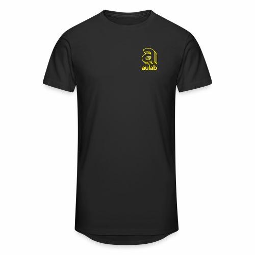 Marchio aulab giallo - Maglietta  Urban da uomo