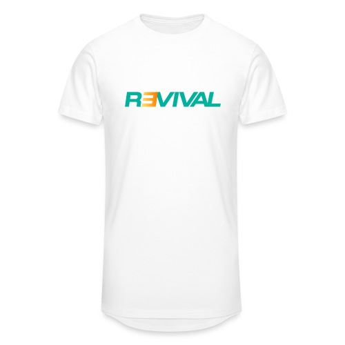 revival - Men's Long Body Urban Tee