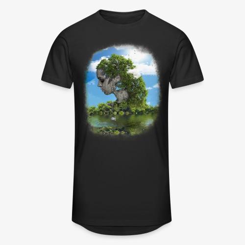 Land of Id - Urban lång T-shirt herr