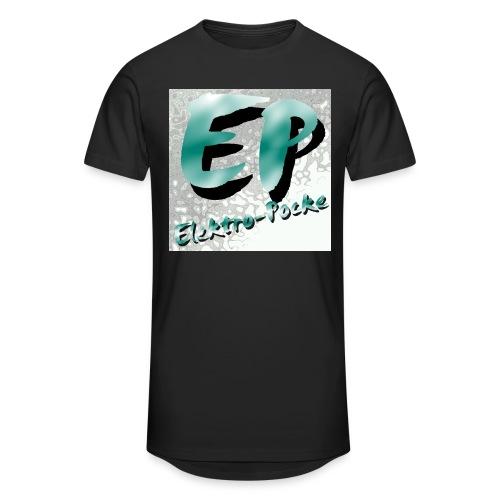 Elektro-Pocke T-Shirt Premium - Männer Urban Longshirt